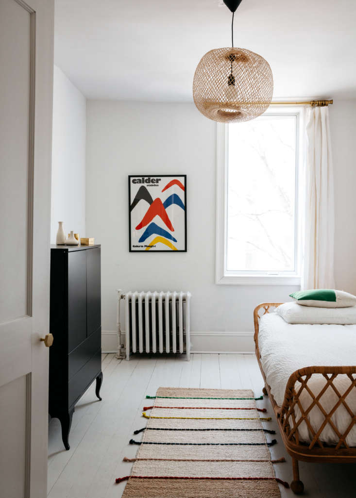 Photograph by Brian Ferry for Remodelista; styling by Alexa Hotz from Before & After: A French-Inflected Townhouse Renovation in Williamsburg, Brooklyn.