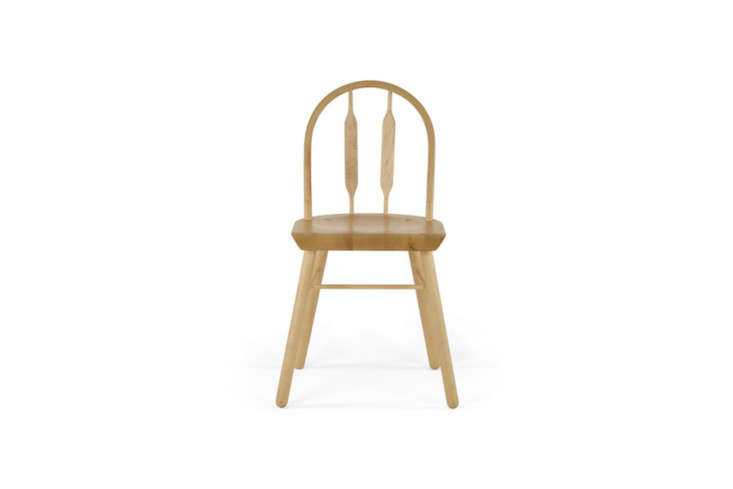 10 Easy Pieces The Windsor Chair Revisited Designed for New York store Matter,Chris Specce&#8\2\17;sWindsor Chair pares the classic down to its basic elements. Available in six different colored stains or paint finishes, the chair is \$6\25 at Matter.