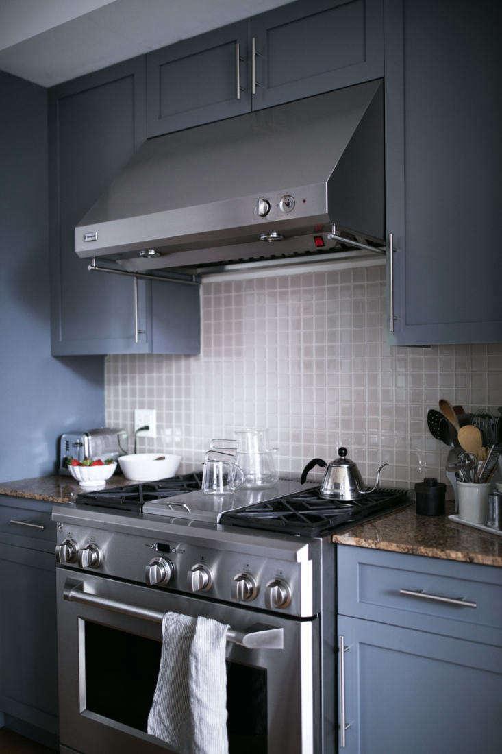 Cheryl and Jeffrey Katz Boston Apartment kitchen
