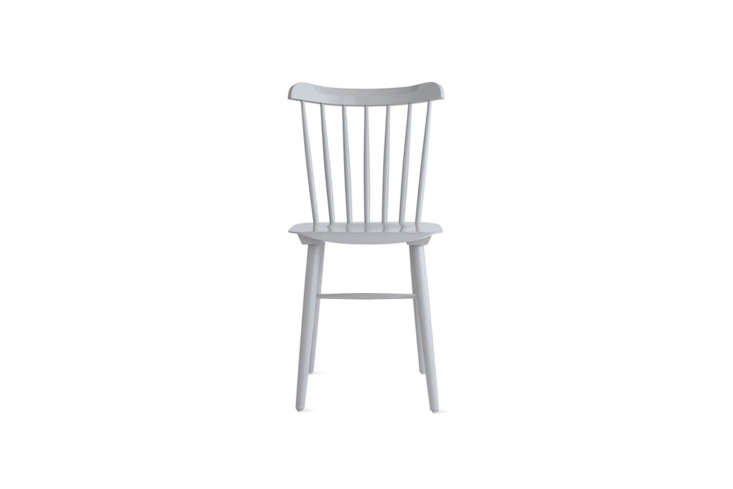 10 Easy Pieces The Windsor Chair Revisited A Remodelista favorite, Design Within Reach&#8\2\17;sSalt Chair is a modern take on the Shaker style chair and a go to for affordable seating. It&#8\2\17;s made in the Czech Republic of beech and beech plywood, and comes in gray (shown), red, black, and white; \$\150 each.