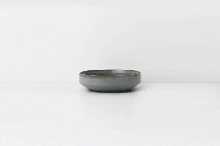 ferm living&#8\2\17;s large neu bowl is about 9.5 inches diameter by \2.75  18