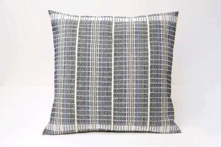 Founded in , Five and Six Textiles are designed in Brooklyn and handwoven in collaboration with weavers from Côte d&#8