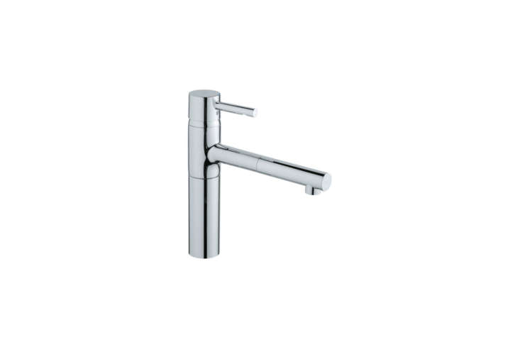 christine likes the grohe essence pull out faucet, which has been discontinued, 17