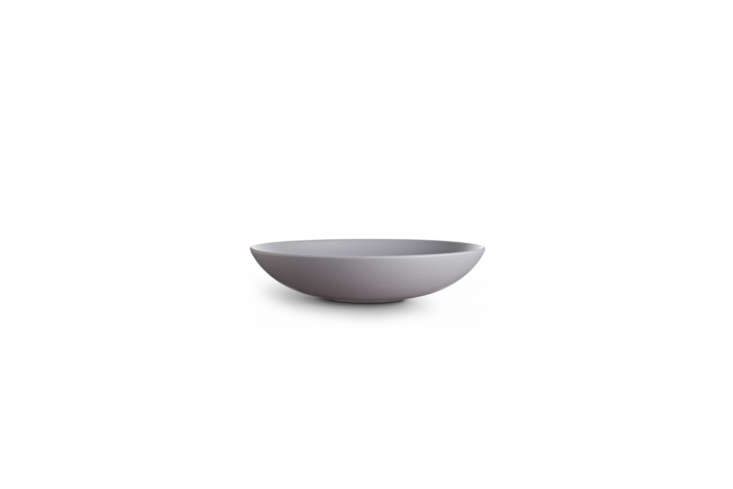 health ceramics has long offered its shallow salad bowl (\13 inches by \2.75 in 13