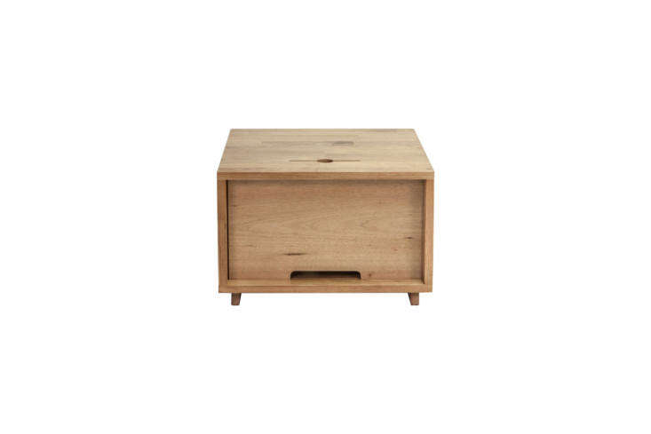 The Mash Studios LAX Series Night Table in English walnut with a natural oil finish is $400 at Horne.