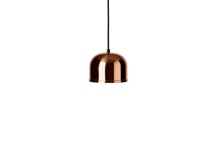 The Menu GM  Pendant Light in Copper is $370 at Huset.
