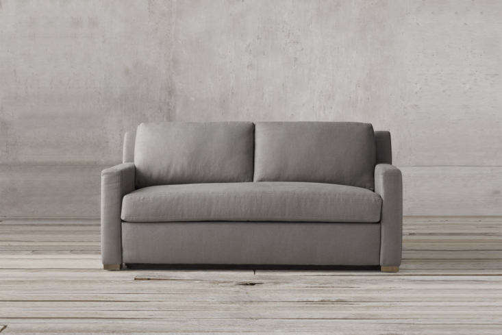 The Belgian Track Arm Premium Sleeper Sofa is our pick from Restoration Hardware&#8