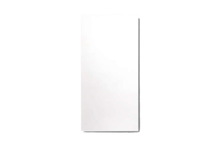 The Robern M Series Mirror with polished edge is available in a variety of sizes from Robern.