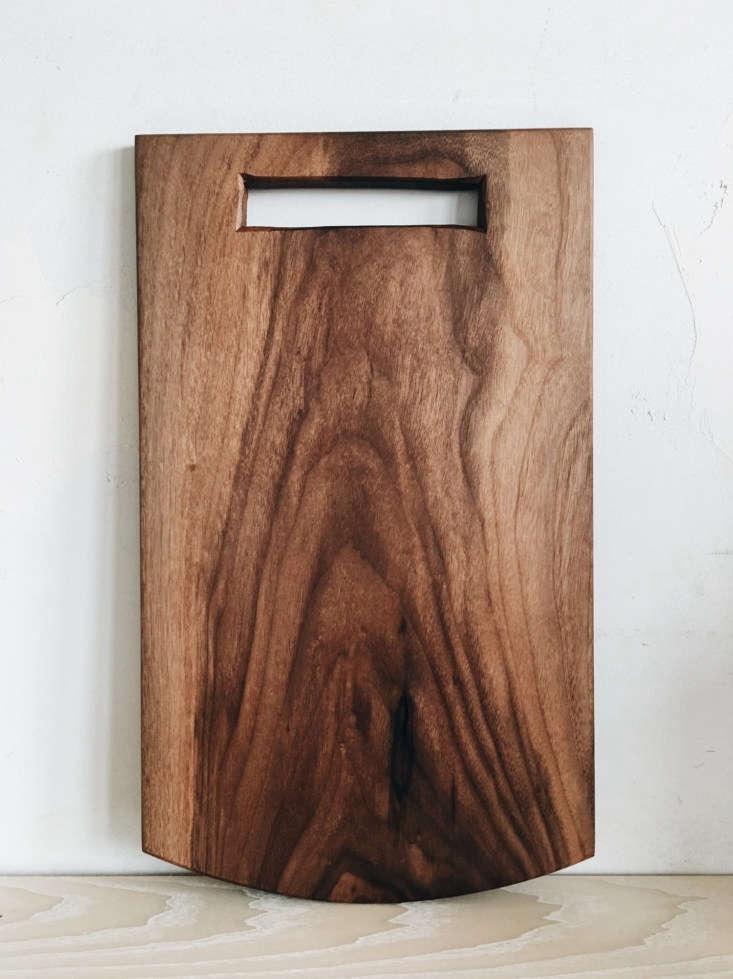 two tree studios wood cutting board 2