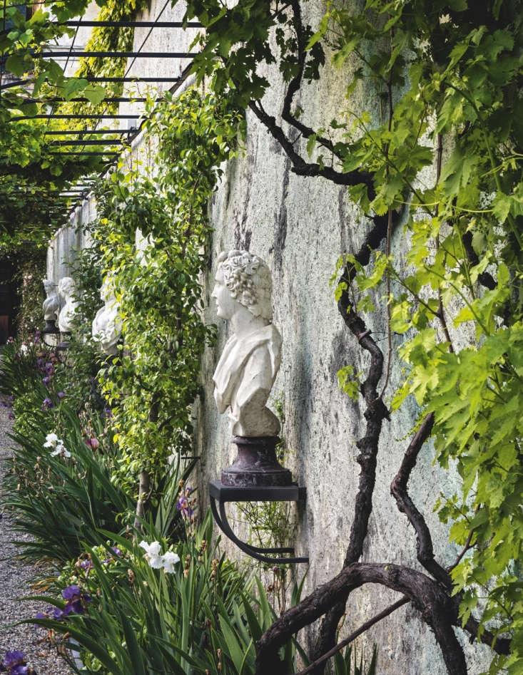 take a walk through the grand gardens of a villa on the shores of lake como in� 12