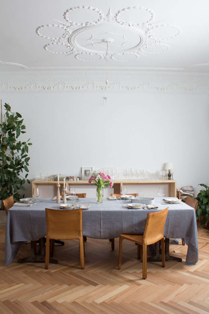 all abbatte offerings, including linen tablecloths, can be woven in custom size 20
