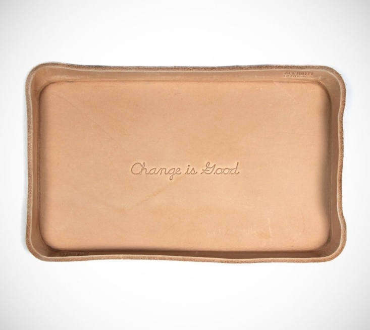 ace hotel shop billykirk leather tray