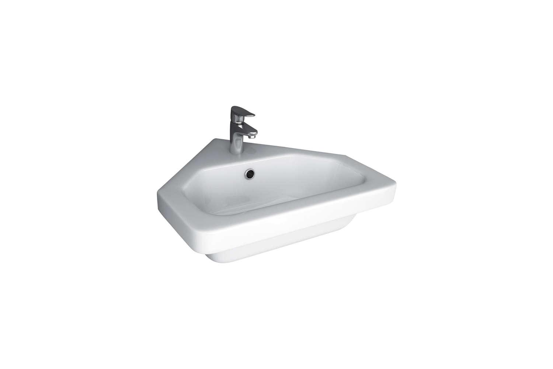 the angular barclay resort corner bathroom sink is \$\16\1.70 at quality bath. 16