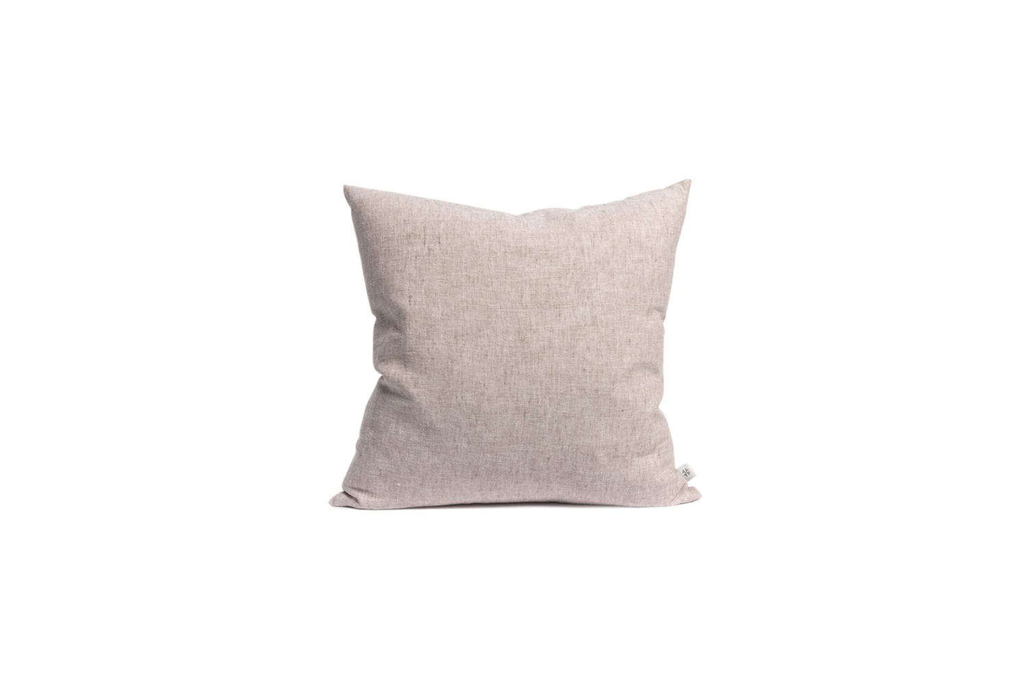 The pink throws are By Mölle Pink Salt Linen Cushions; €59 each with the insert at By Mölle.