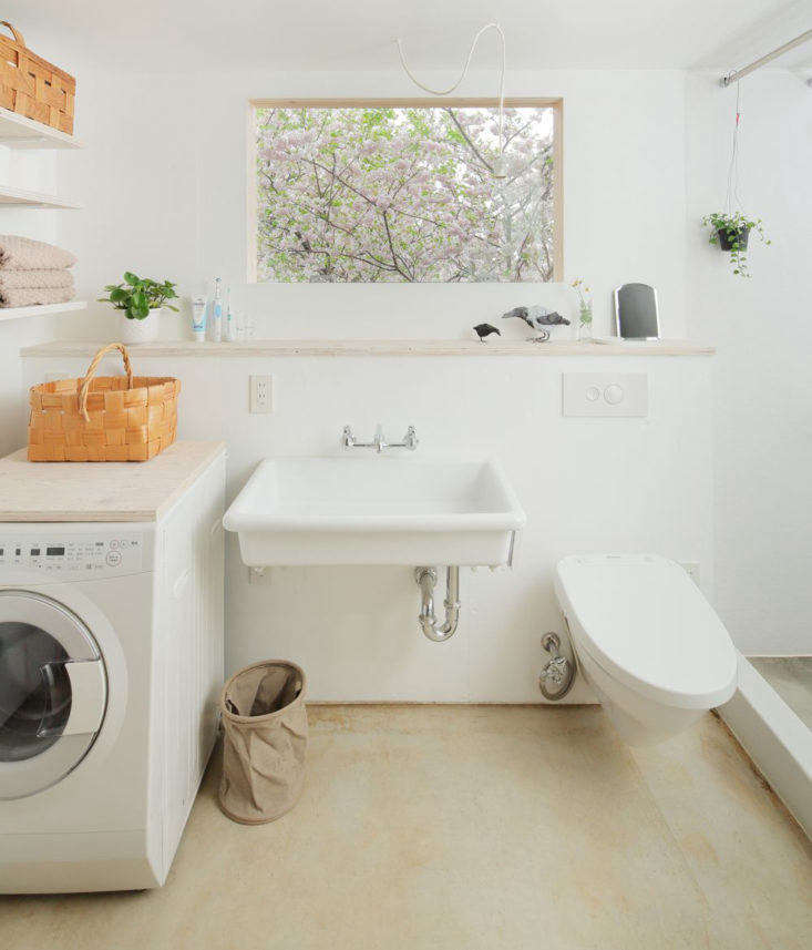and, a laundry room hack of our favorite variety: no tools or skills required.  11