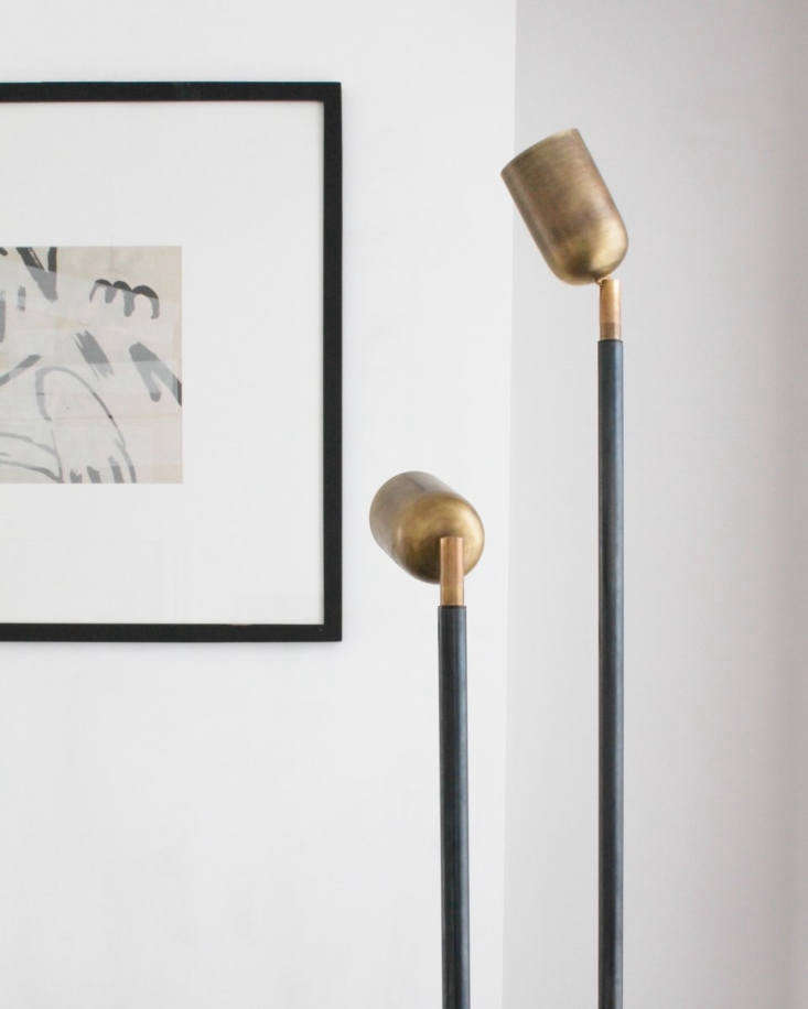 TheSpot Floor Lamp (from $450), in two sizes and various finishes.