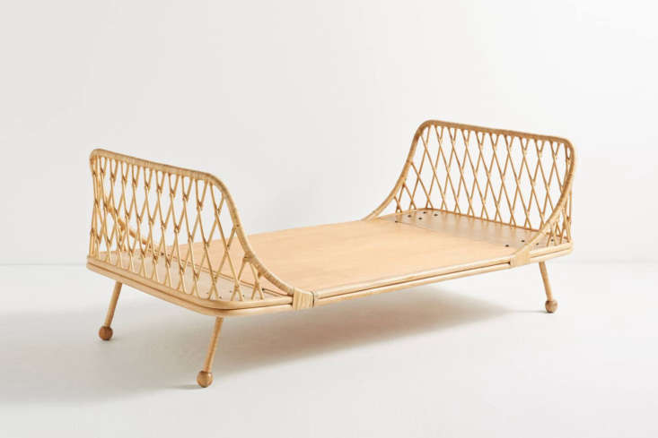 The owners sourced the daybed from Anthropologie. It&#8