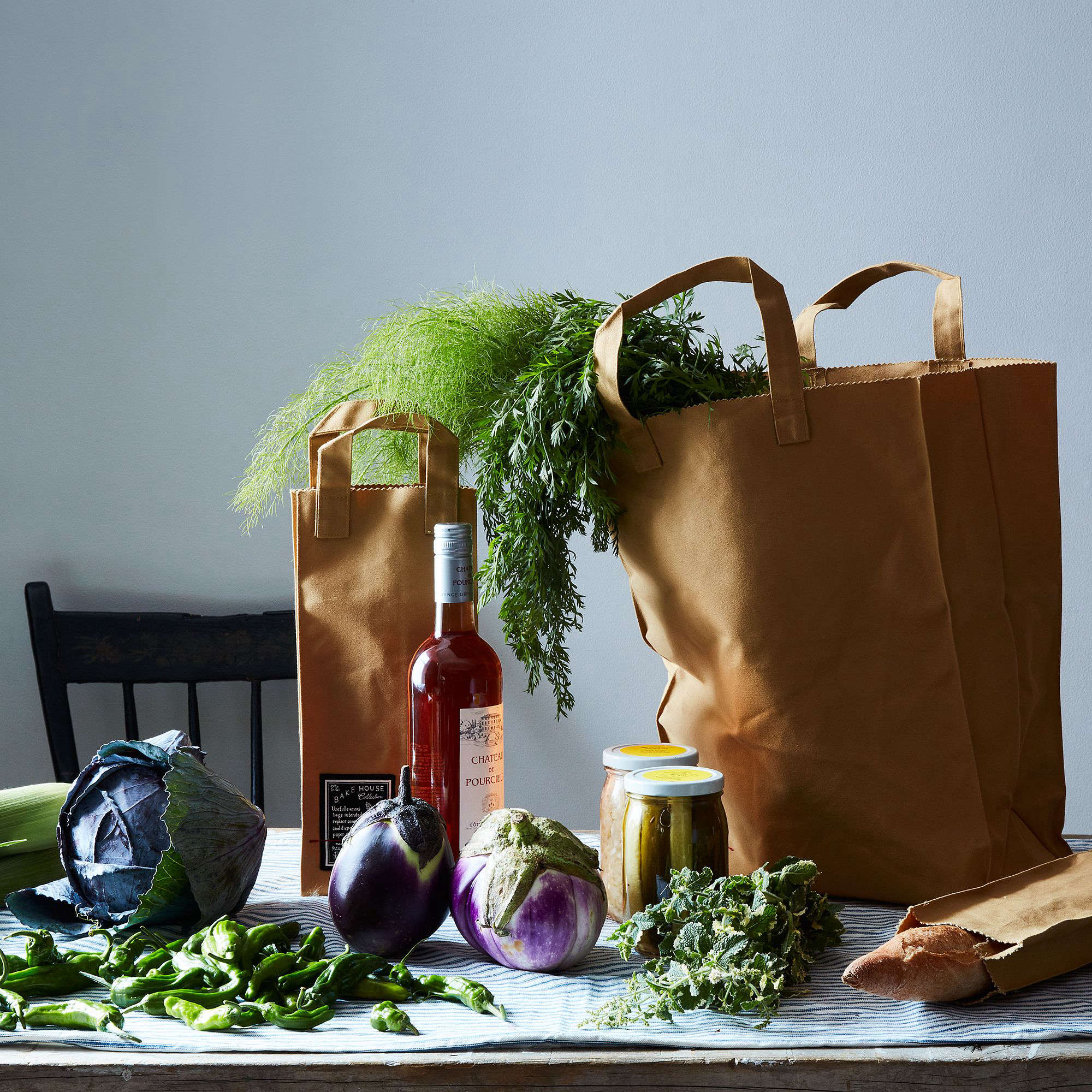 if you have access to a grocery store with a bulk section, there are a few thin 11