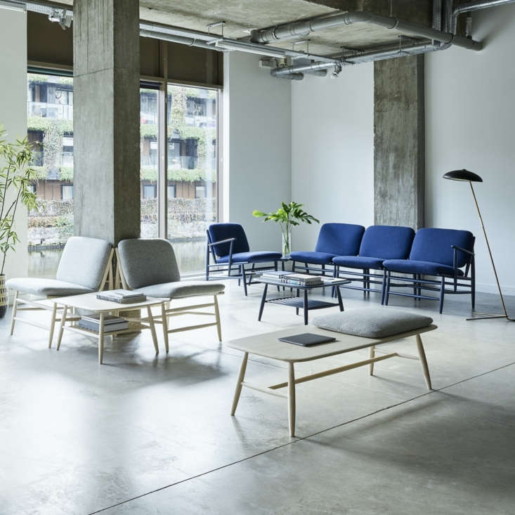 the von collection by ercol modular seating