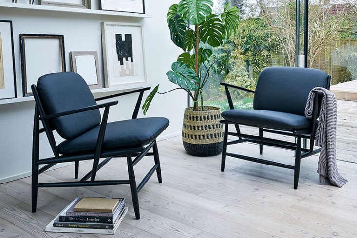 von collection chairs ercol