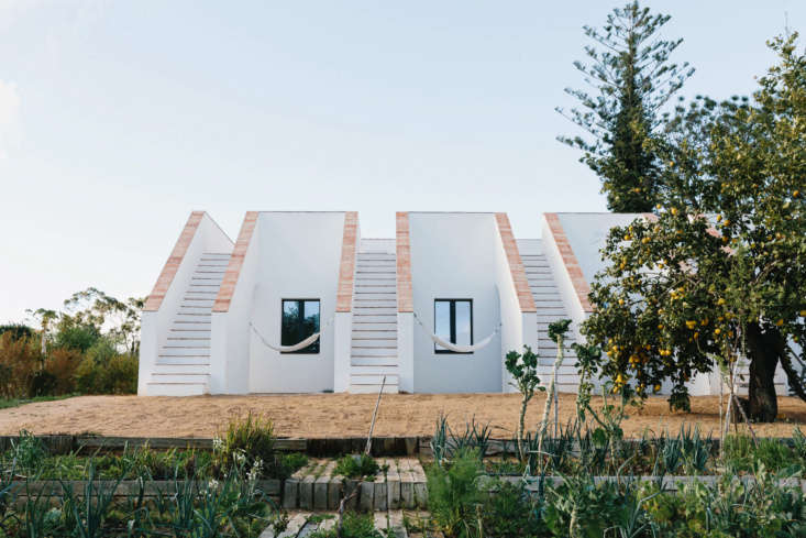 A Family House Turned Rural Retreat in Portugal's Algarve.