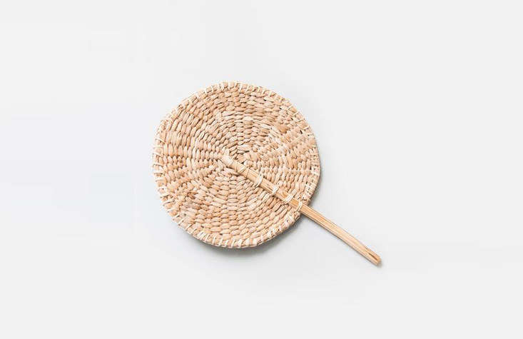 the laid back staple of the summer? annie and julie spotted theenea woven fan 9