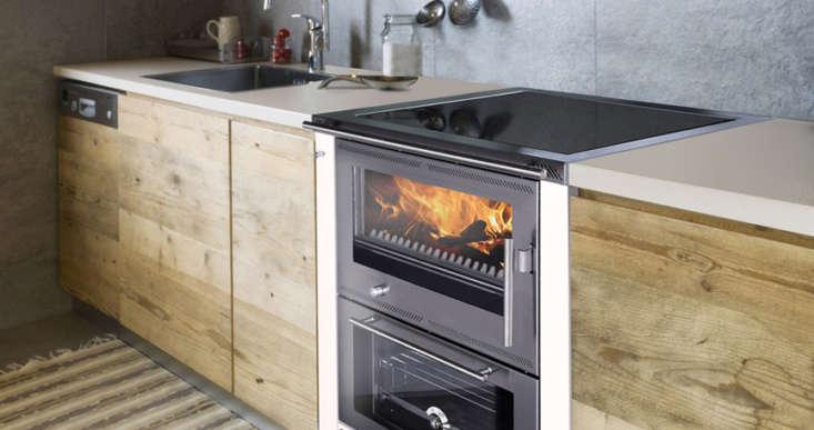 greithwald italian wood burning cooker range