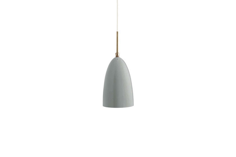 the grossman grashoppa pendant light in blue gray (shown) is \$359 at ylighting. 12