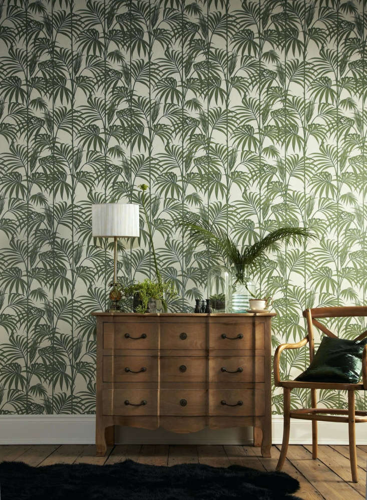 airyhonolulu palm green wallpaper from graham & brown. 11