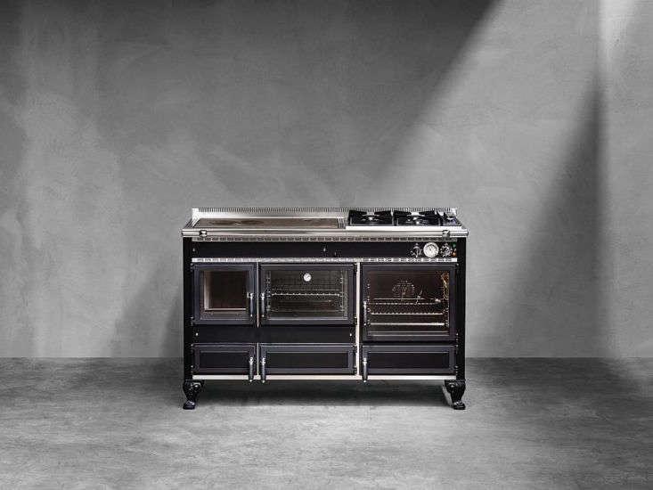 j corradi rustica wood burning range cooker
