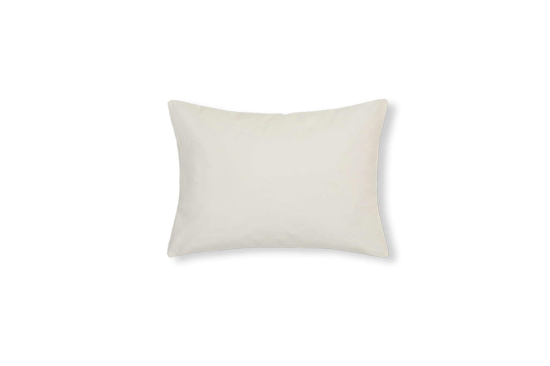 the optic white linen cushion cover €39 at merci. 16