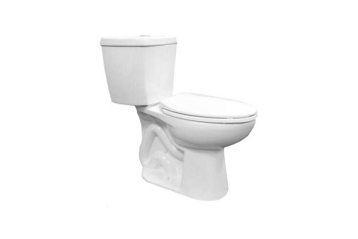 theniagara conservation stealth toilet has a 0.8 gallons per flush operation, 13