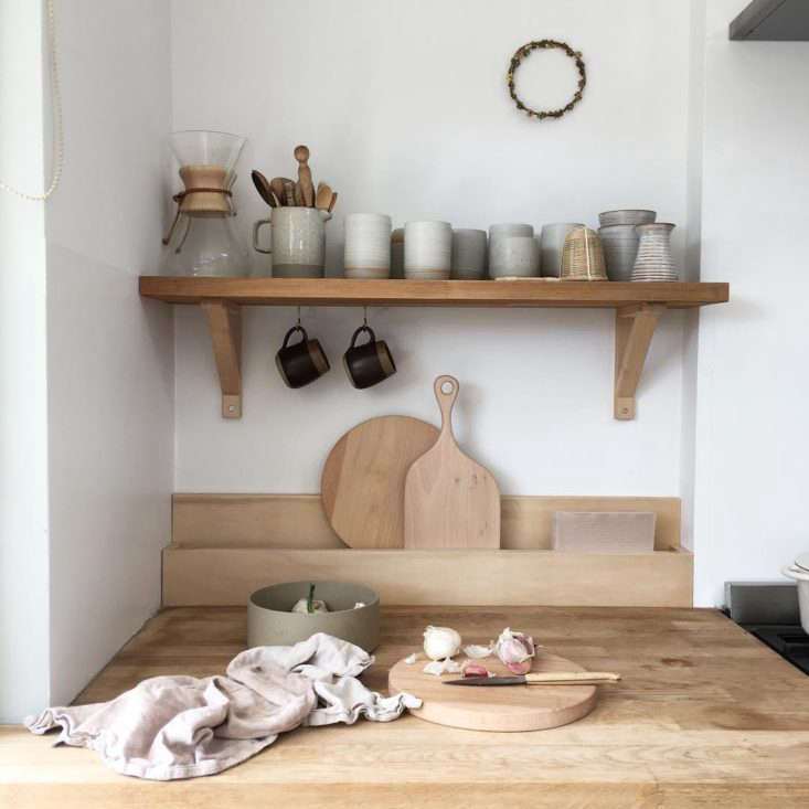 and, spotted in the kitchen of the netherlands based couple behind furniture an 11