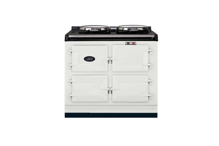 the aga cooker has been the gold standard in britain since \19\29. shown here i 12