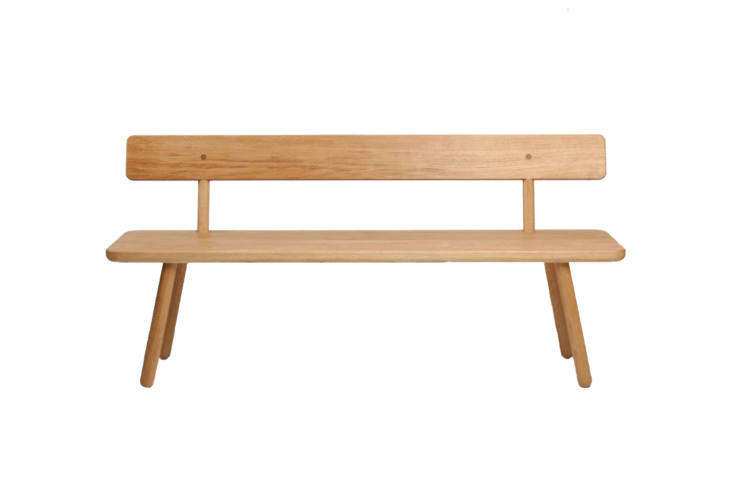 Steal This Look A SemiCustom Kitchen in Brooklyns Sunset Park Another Country&#8\2\17;s Bench Back One is £\1,095 at Another Country.