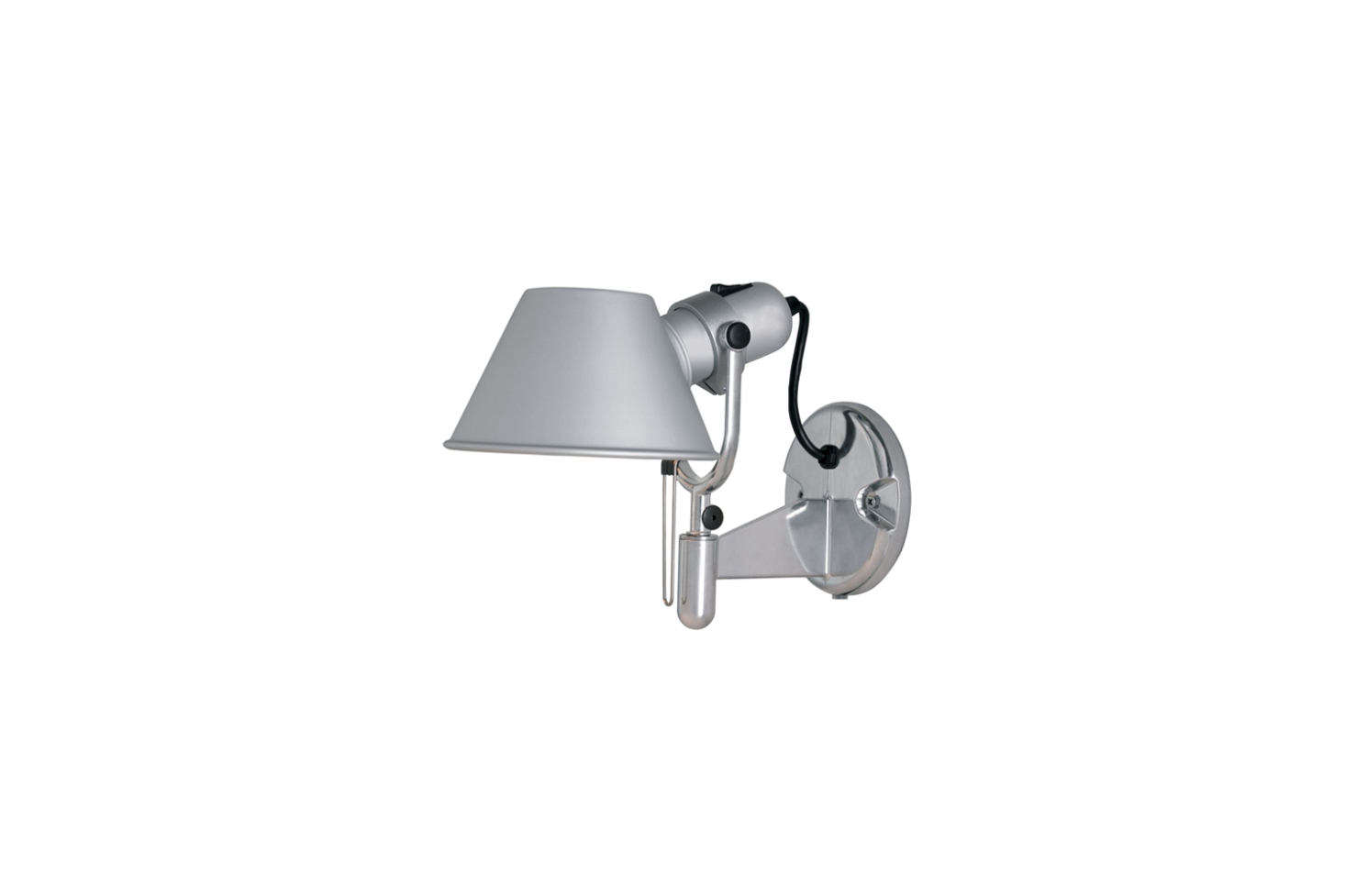 The Artemide Tolomeo Wall Spot Light by Michele De Lucchi and Giancarlo Fassina is $5 from Design Within Reach.