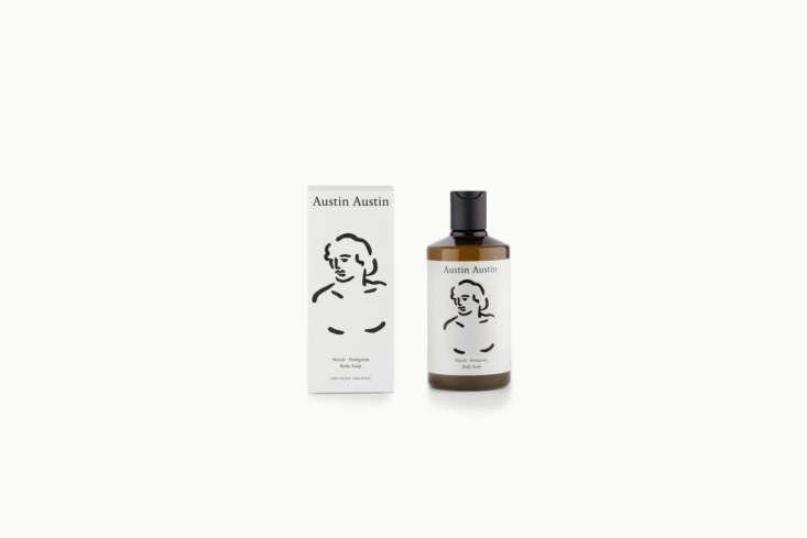 The Austin AustinNeroli & Petitgrain Body Soap is £.