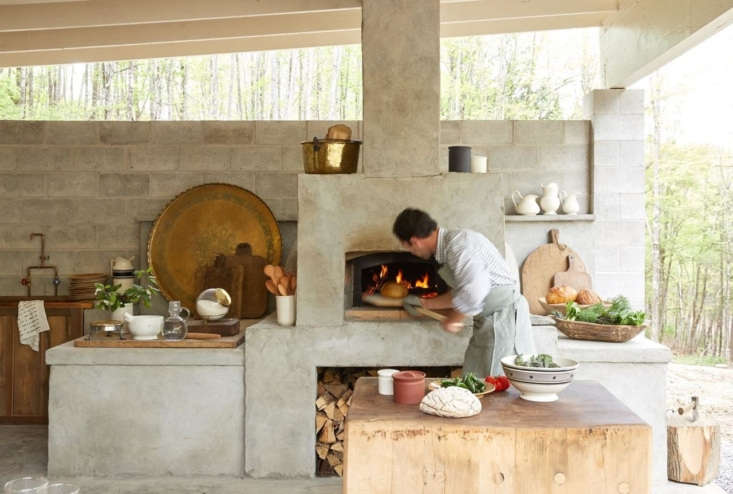 The restaurant has a wood-burning pizza oven and is run by chef Philip Kubaczek, who grew up in Europe and Japan and worked in Michelin-starred restaurants before landing in the Catskills. It&#8