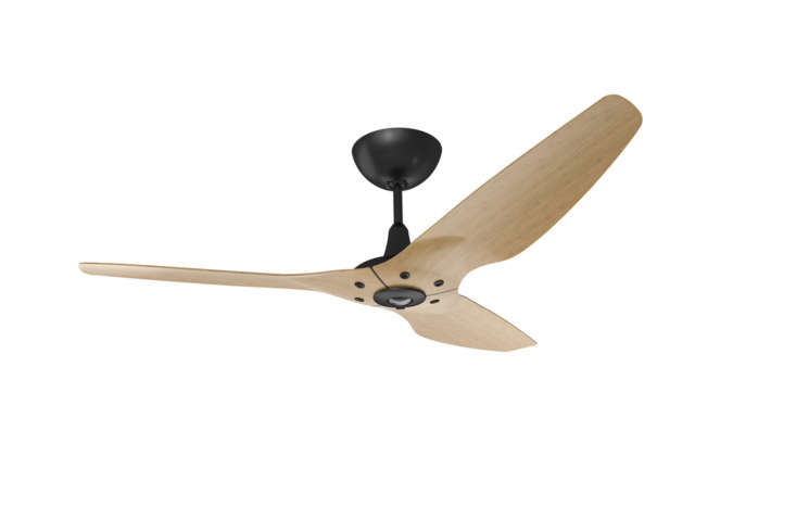 The Haiku Fan comes in several colors and lengths. The Haiku Bamboo 60, Standard Mount in Caramel (shown) is $loading=