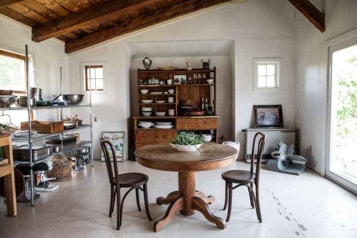 Photograph by Greta Rybus fromThe House That Craigslist Built: A Bare-Bones Farmhouse in Midcoast Maine.