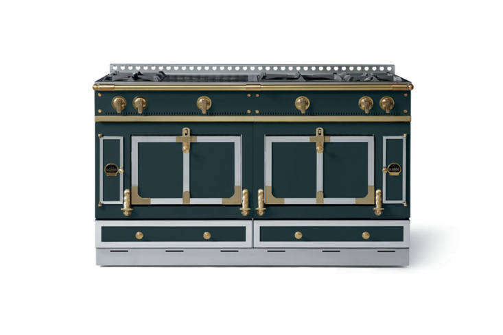 french company la cornue has been making high end kitchen ranges since \1908 an 11