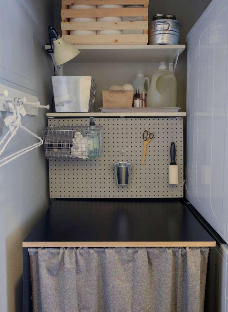 laundry closet transformation 2
