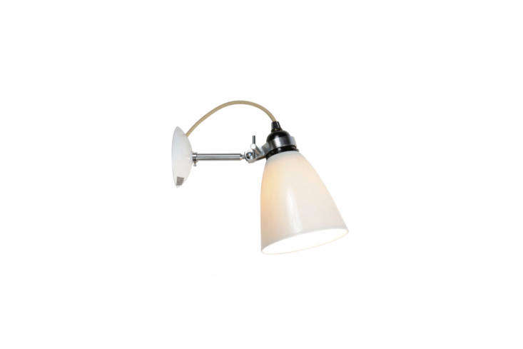 The Original BTC Hector Medium Dome Wall Light in bone white china can be found for under $0 at various retailers, including the Conran Shop for £loading=