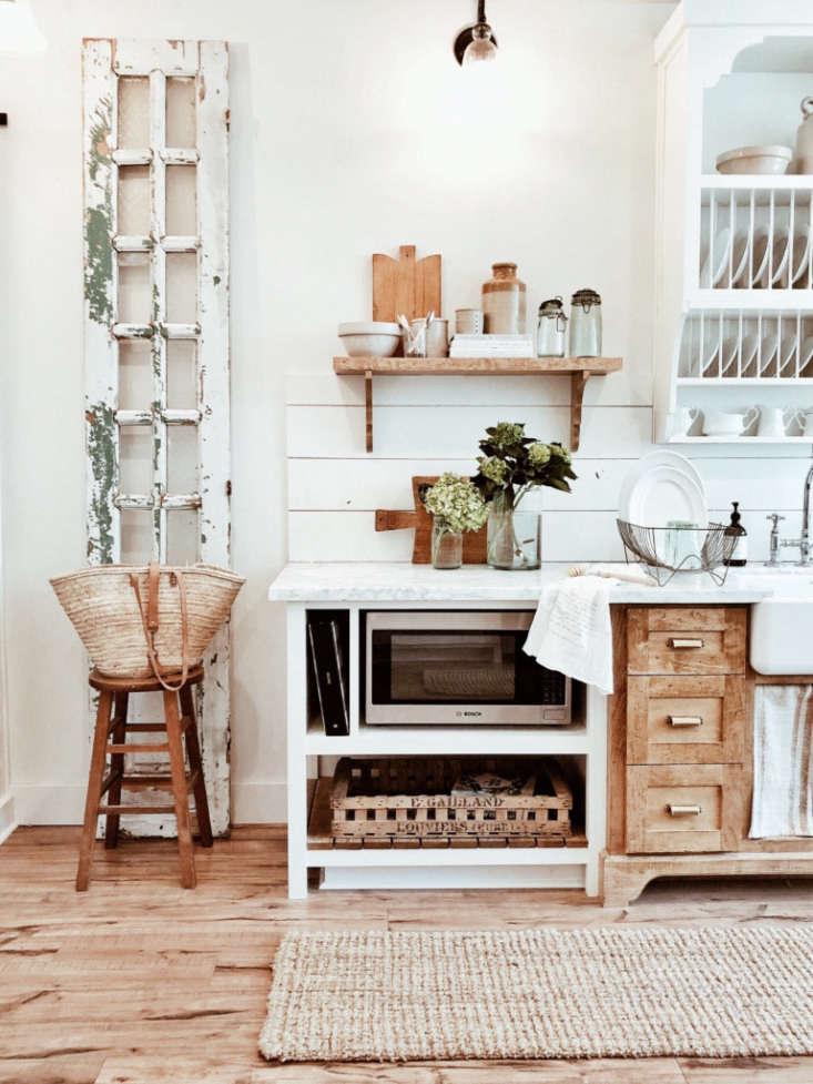 Best Kitchen Organization Project: Whitetail Farmhouse in Texas.
