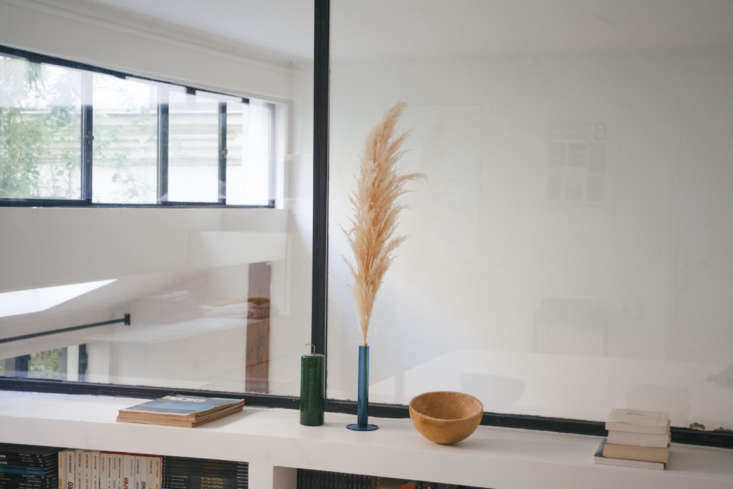 Photograph byClaire Cottrellfor Remodelista, fromModern Thrift: Lucile Demory's Architect-Designed Rental in Paris.