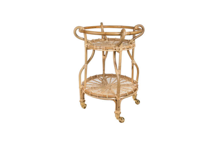 TheSika Design Fratellino Wicker Table designed by Franco Albini and Franca Helg in 5loading=