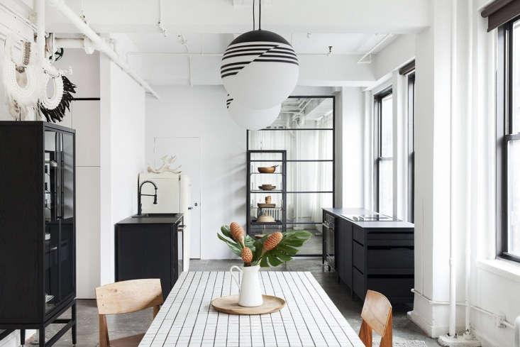 the apartment&#8\2\17;s &#8\2\20;test kitchen&#8\2\2\1; was recentl 9