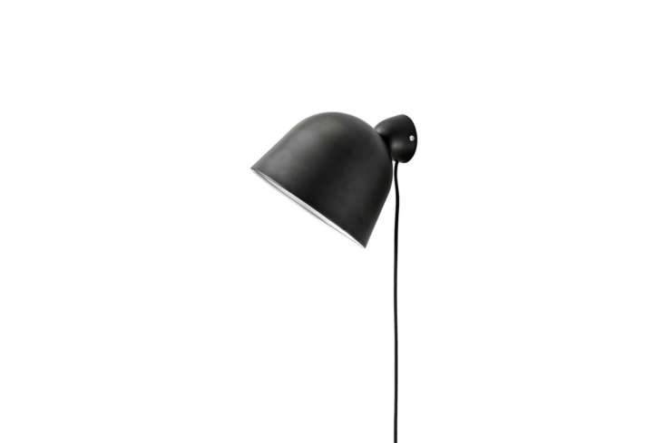The simple Woud Kuppi Wall Lamp, available in black or white, is $5 at Connox. It&#8