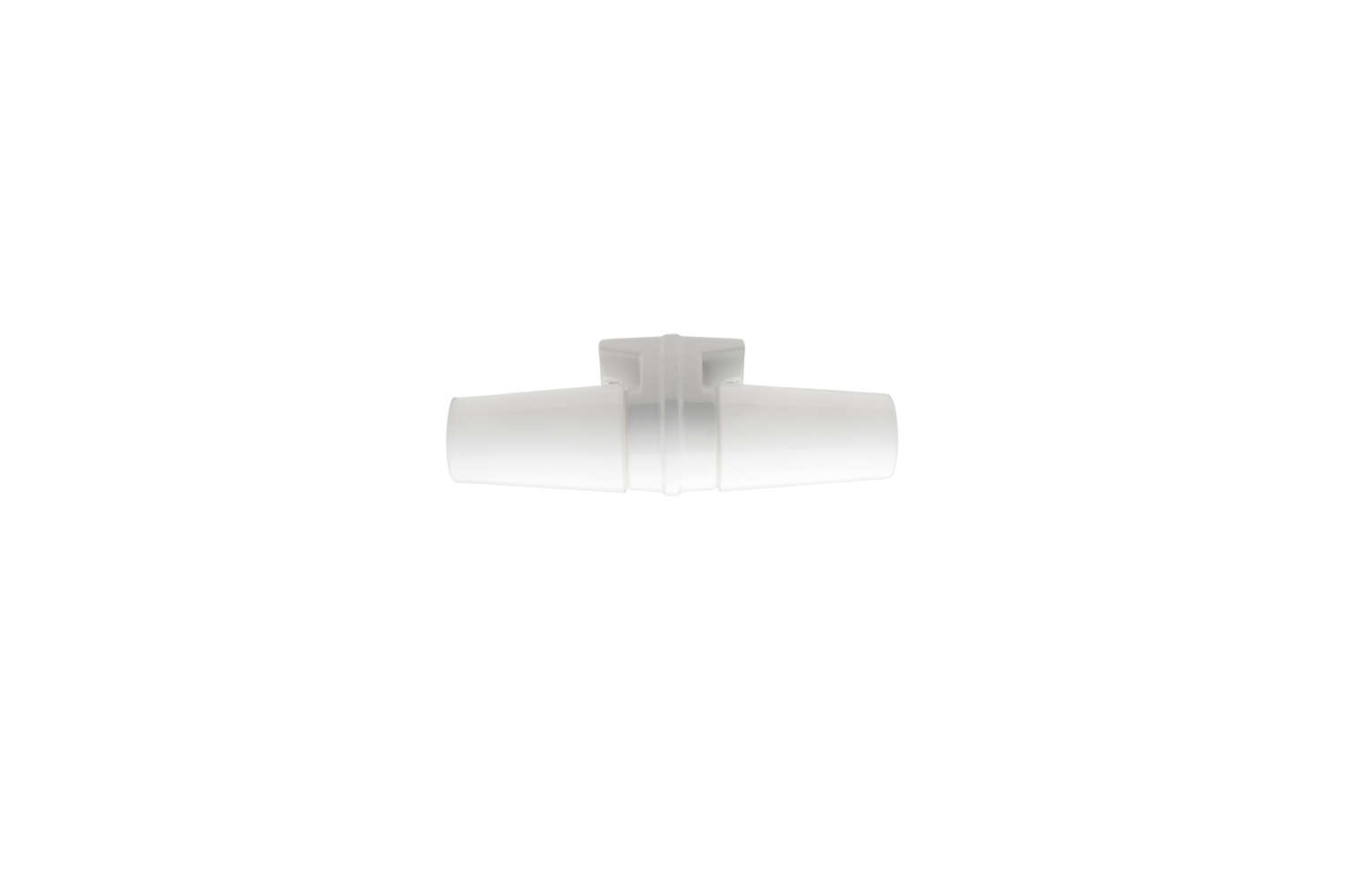 The White Porcelain Fixture Double Sconce is €88.58 at Zangra in Belgium.