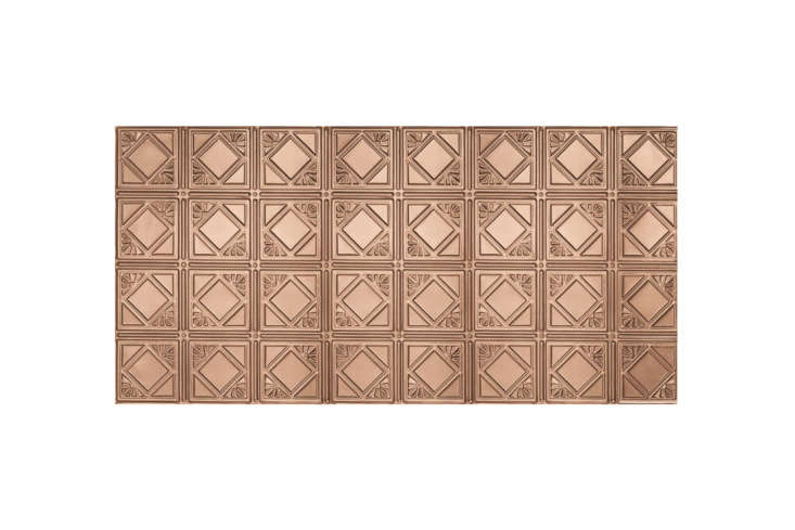 metallaire panels are available in \1\2 styles and 5 colors, and are coated to  17